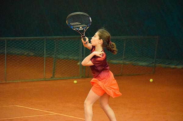 Parents in Tennis