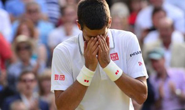 The Emotional Game Of Tennis